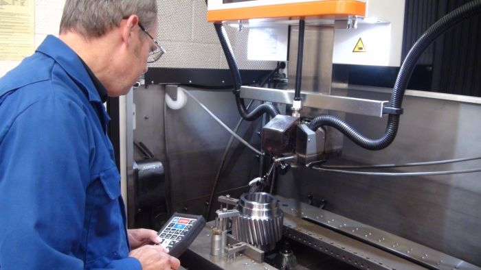 Wire Erosion EDM Machining Essex